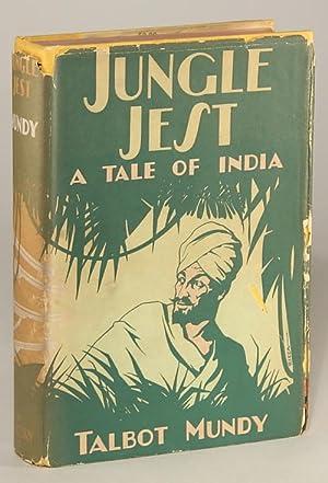 JUNGLE JEST .: Mundy, Talbot (pseudonym of William Lancaster Gribbon)
