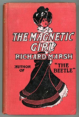THE MAGNETIC GIRL .: Heldmann, Richard Bernard, writing as
