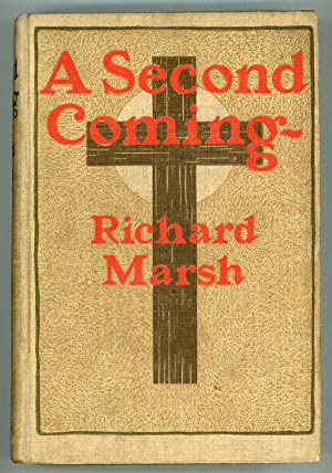 A SECOND COMING: Heldmann, Richard Bernard, writing as