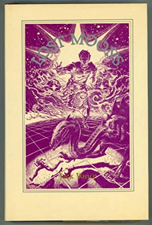 LOST MOONS: Vance, John Holbrook, writing as