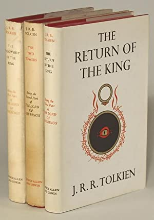 THE LORD OF THE RINGS] THE FELLOWSHIP: Tolkien, J[ohn] R[onald]