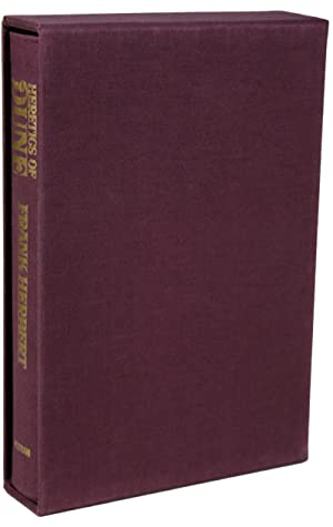 DUNE Frank Herbert First UK Edition 1st Printing w/Original DJ 1966 RARE