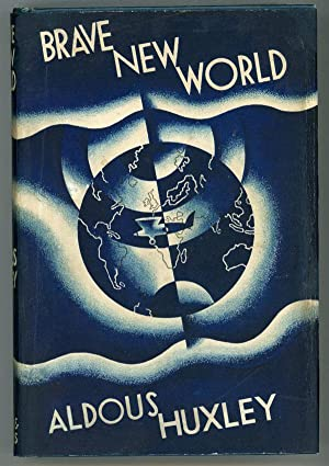 BRAVE NEW WORLD .: Huxley, Aldous