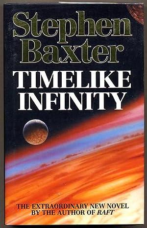 TIMELIKE INFINITY: Baxter, Stephen