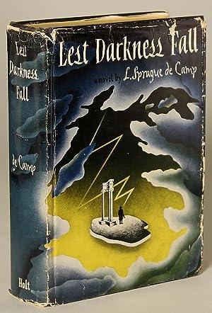 LEST DARKNESS FALL .: De Camp, L. Sprague