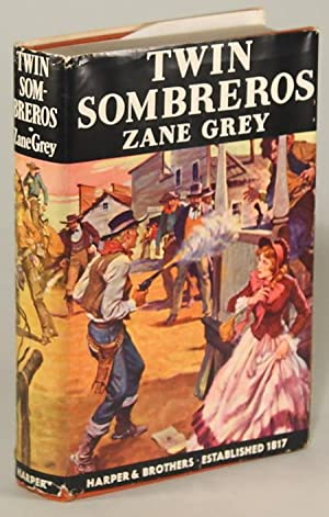 TWIN SOMBREROS: Grey, Zane