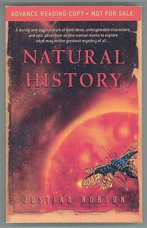 NATURAL HISTORY: Robson, Justina
