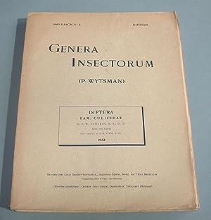 Genera Insectorum, 194me Fascicule: Diptera. Fam. Culicidae.: Wytsman, P.) und F. W. Edwards: