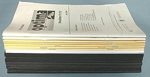 informateur OPTIMA newsletter (18 vol.)