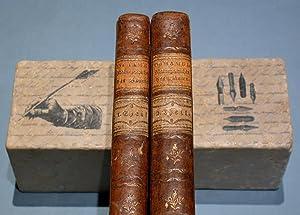 Natur-Geschichte Naturgeschichte der Bäume. Erster und Zweiter Theil in 2 Bänden (...
