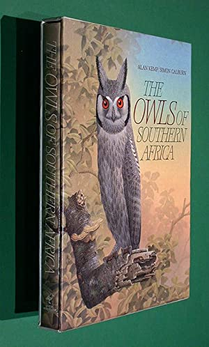 The Owls of Southern Africa.: Kemp, Alan and