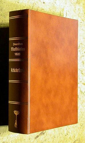 Kreutterbuch (Kräuterbuch).: Matthioli, Petri Andreae (Mattioli, Matthiolus, Pierandrea):