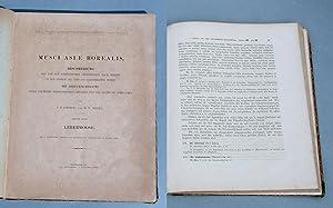 Musci Asiae Borealis. 2 Teile in 1 Band.: Lindberg, S(extus) O(tto) und H(ampus) W(ilhelm) Arnell: