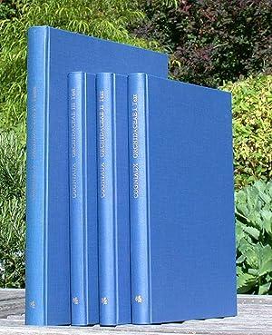 Orchidaceae I, II, III und Atlas. (Martius,: Cogniaux, Alfred: