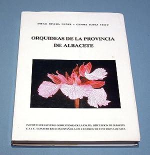Orquideas de la Provincia de Albacete.: Nunez, Diego Rivera y Gemma Lopez Velez: