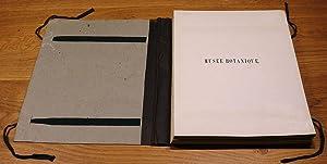 Musée botanique de Leide. 2 Bände (von 3).: Suringar, W. F. R. (Hrsg.) und R. Treub: