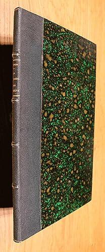 Recherches sur la Synthèse des Lichens.: Bonnier, Gaston: