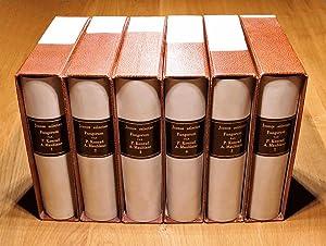 Icones selectae Fungorum. 6 Bände (komplett).: Konrad, Paul und André Maublanc: