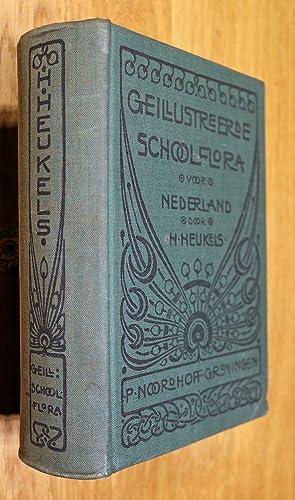 Geillustreerde Schoolflora voor Nederland.: Heukels, H. und