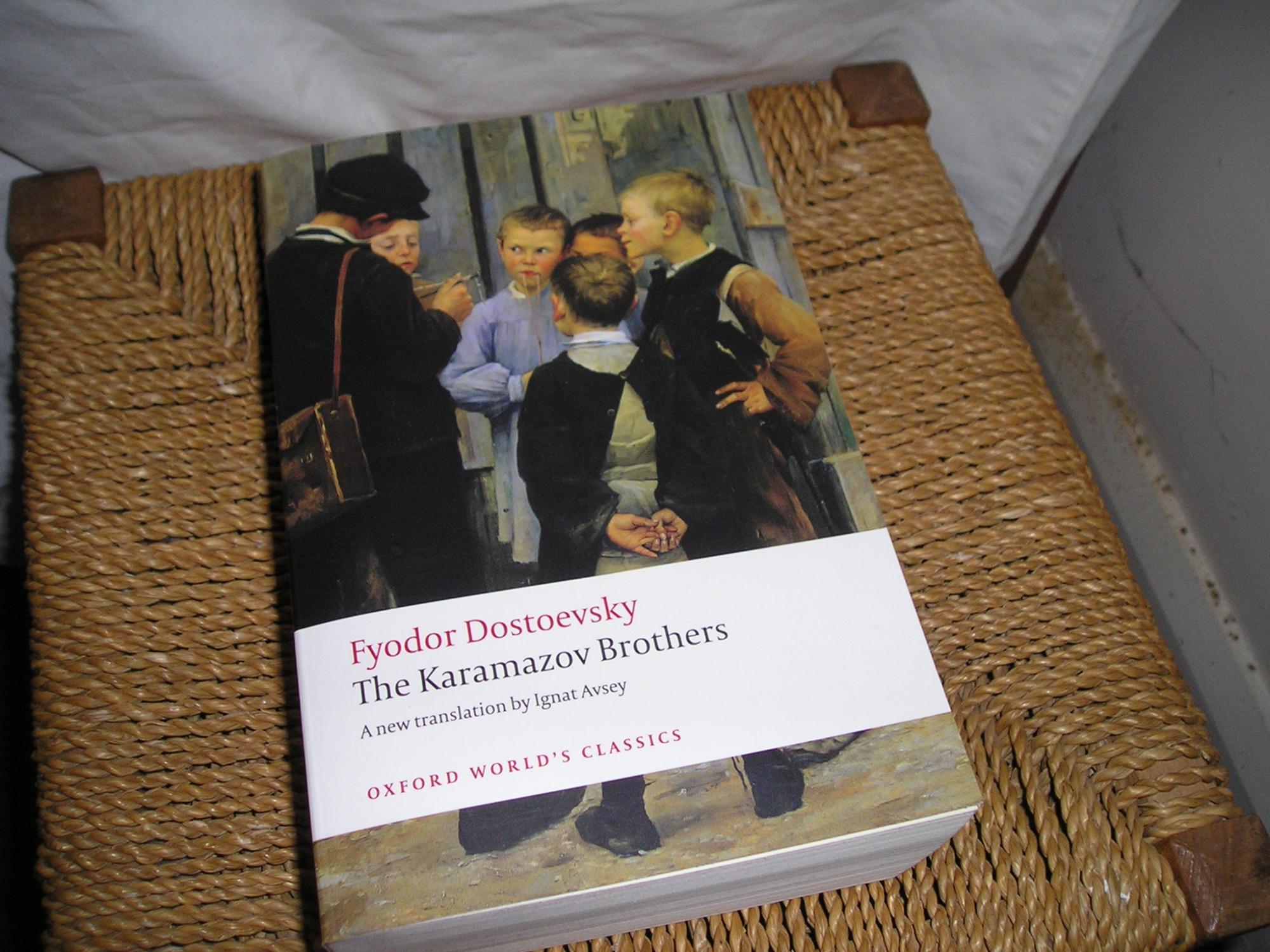 The Karamazov Brothers (Oxford Worlds Classics)