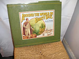 Around the World In Eighty Days. Illustrated: Verne. Jules.: