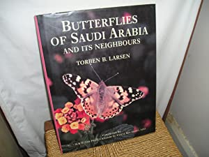 Butterflies Of Saudi Arabia And Its Neighbours.: Larsen. Torben B.: