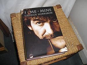 I Me Mine: Harrison. George.: