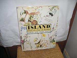 Island. Diary Of A Year On Easdale: Waite. Garth &