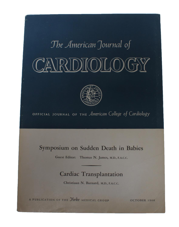 viaLibri ~ Human Cardiac Transplantation  An Evaluation of the First