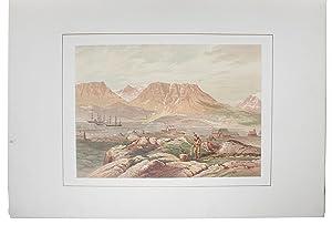 Shores of the Polar Sea. A Narrative: MOSS, EDWARD L.