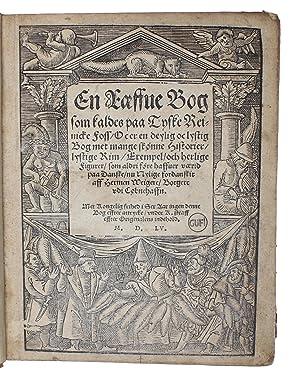En Ræffue Bog som kaldes paa Tyske: EN RÆFFUE BOG