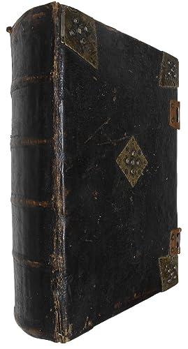 Biblia, Det er den gantske Hellige Scrifft,: BIBLIA DANICA. -