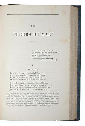 Les Fleurs du mal. [In: Revue des: BAUDELAIRE, CHARLES). -