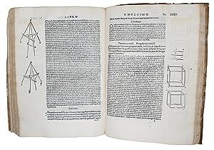 Evclide Megarense Philosopho: solo introdvtttore delle Scientie: EUCLID OF ALEXANDRIA.