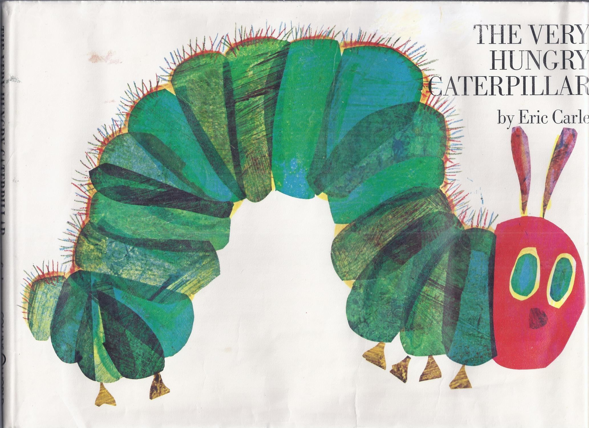 very hungry caterpillar by eric carle signed abebooks