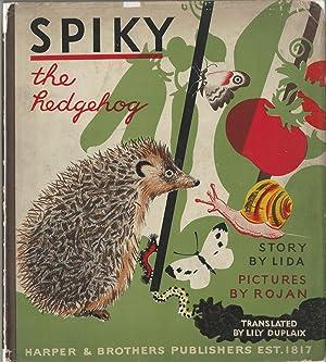 Spiky The Hedgehog: Lida