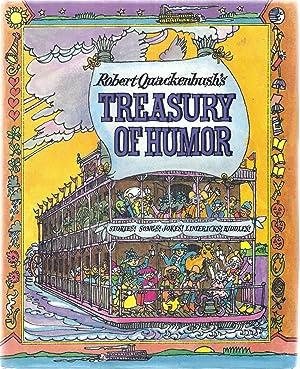 Robert Quackenbush's Treasury of Humor: Quackenbush, Robert M.