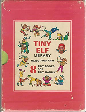 Tiny Elf Library: Happy-Time Tales: Jury, Duncan; Priscilla