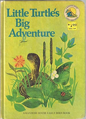 Little Turtle's Big Adventure: Harrison, David