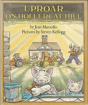 Uproar on Hollercat Hill: Marzollo, Jean
