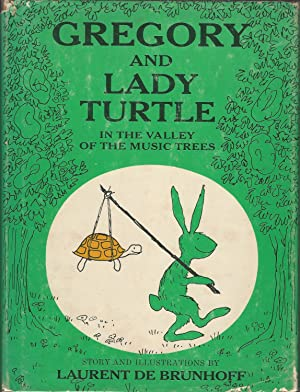 Gregory and Lady Turtle in the Valley of the Music Trees