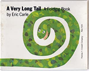 A Very Long Tail: A Folding Book: Carle, Eric