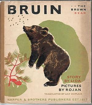 Bruin, the Brown Bear: Lida
