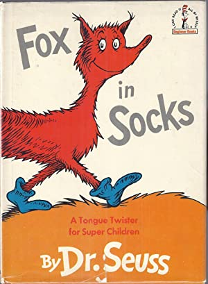 Fox in Socks: Dr. Seuss