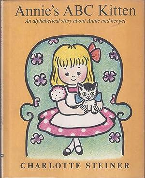 Annie's ABC Kitten: Steiner, Charlotte