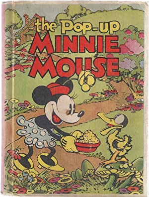 The Pop-Up Minnie Mouse: Walt Disney Studios