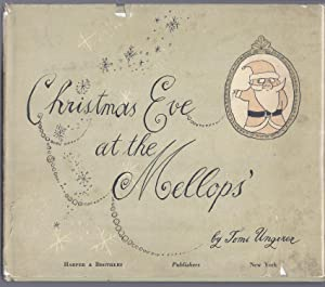 Christmas Eve at the Mellops': Ungerer, Tomi