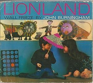 Lionland Wall Frieze: Burningham, John