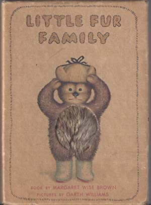 Little Fur Family: Brown, Margaret Wise