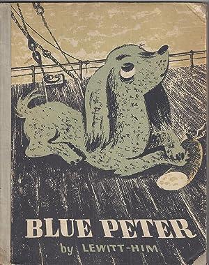 Blue Peter: Lewitt-Him; Lewitt, Alina